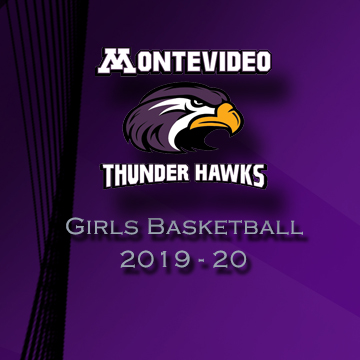 Thunder Hawk Girls Basketball 2019